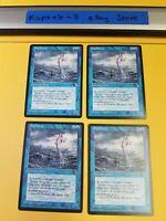 4x Sea Spirit | Ice Age | MTG Magic The Gathering Cards