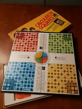 1976 Vintage Calculator Squares Texas Instruments Board Game