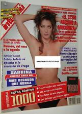 INTERVIU # 1001 / SABRINA SALERNO CANDICE DE LA ROCHEFORT-MONTPASSANT DU FONT