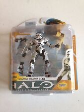 HALO 3 SERIES 8 WHITE SPARTAN SOLDIER EOD