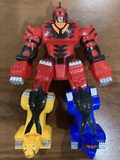 POWER RANGERS 2007 BANDAI JUNGLE PRIDE JUNGLE FURY MEGAZORD LOOSE ACTION FIG TOY
