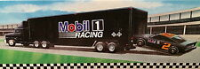 1994 MOBIL RACE CAR CARRIER TRUCK SECOND IN SERIES NIB