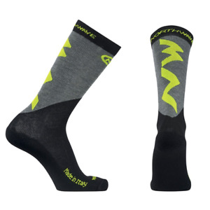 NORTHWAVE Calcetín Alto Extreme Pro YELLOW/BLK H19-89162109-41 Footwear Socks