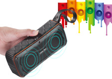 Portable Wireless Bluetooth 4.1 Speakers Waterproof Dustproof with USB Interface