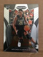 2019-20 Panini Collegiate Draft Picks  Prizm  Mfiondu Kabengele RC #91🏀🏀🏀