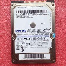 Samsung 120 gb 120gb 5400 rpm 2,5 pulgadas hm121hc pata IDE HDD disco duro