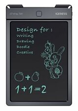 IGERESS 9-inch LCD Writing Tablet Electronic Writing Board Digital Drawing Board