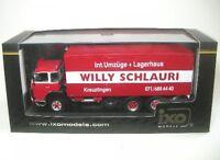 Saurer D330F  Willy Schlauri Umzüge 1978