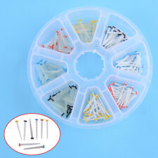 200pc Dental Fiber Post Glass Quartz Teeth Restorative Box 1.0/1.2/1.4/1.6mm