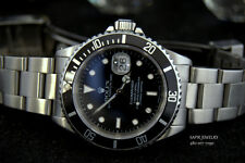 MEN'S ROLEX SUBMARINER DATE 16610 STAINLESS STEEL BLACK DIAL 40 MM T SERIES