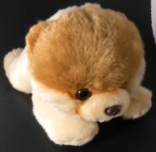 Gund BOO the World's Cutest Dog Lying Down Silky Soft Plush Stuffed Animal Toy