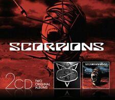 SCORPIONS - COMEBLACK/ACOUSTICA 2 CD NEU +++++++++++++++