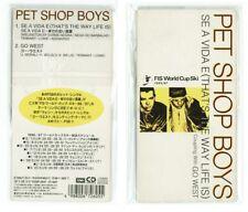 PET SHOP BOYS Se A Vida É That's The Way Life Is CD Single JAPAN TODP-2541 s5812