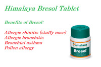 60 Tablet Himalaya Herbal Bresol Natural Herbal Care