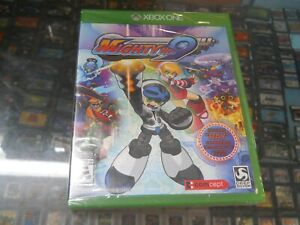 Mighty No. 9 (Microsoft Xbox One, 2016) - NEW & FREE SHIPPING
