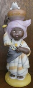 Vintage  Franklin Mint 1978 The U.N. Children  - Diodu from Nigeria
