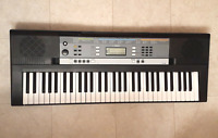 Yamaha YPT-240 Keyboard - Cleaned & Tested, Includes Power Adapter, Sounds Great