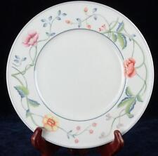"8.5"" Villeroy & Boch Albertina Salad Plate Dish China Porcelain Vine & Flowers"