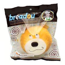 Kawaii Squishies - Breadou Murphy Bear - Bread Bun - Thinker