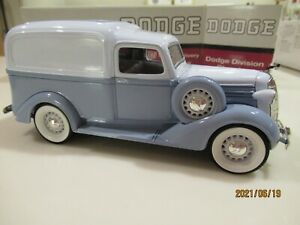 1:28 Liberty Classics by Spec Cast 1936 Dodge Panel Delivery truck bank