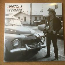 Tom Waits On The Scene 73 KPLF folk Scene Broadcast Sealed !!
