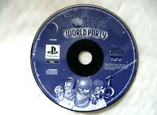 54046 Worms World Party - Sony PS1 Playstation 1 (2001) SLES 03804
