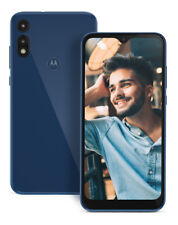 Motorola Moto E7 (2020) - 32GB-Azul 6.2in (un stock Boost)