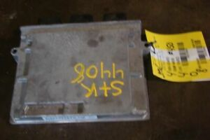 Engine ECM Electronic Control Module 6 Speed Fits 07 FIVE HUNDRED 130842