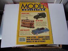 Modèle Collector Magazine Novembre 1991 Morris Vans