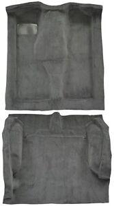 1984-1996 Jeep Cherokee 4 Door Complete Cutpile Replacement Carpet Kit