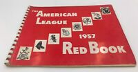 1957 American League Red Book Guide -- New York Yankees in World Series