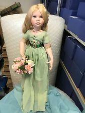 Il Kase Lepp bambola di porcellana 70 CM. OTTIMO stato