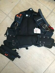 Scubapro Sport Tek BCD size S with Air2