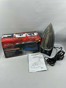 Sunbeam Turbo Steam 1500 Watt XL-size Iron