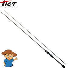 Tict B4 BEFO bFO-80T 8' spinning fishing rod pole TUBULAR tip model