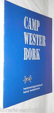 CAMP WESTER BORK Herinneringscentrum kamp westerbork Storia Lager Olocausto di e