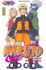 NARUTO tome 28 Kishimoto manga shonen en français