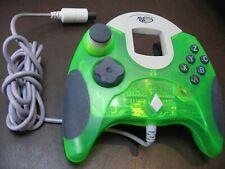 Dreamcast Dream Pad MadCatz controller - rare crystal green
