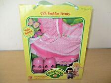 2005 CABBAGE PATCH KIDS *CPK FASHION FRENZY* OUTFIT BY PLAY ALONG. SEALED NOS.