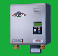 Titan SCR-4 N-210 tankless water heater. Brand NEW. Free same day shipping