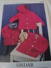 Sirdar Girls Cardigans Patterns