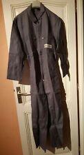 Cotte de travail grise 100 % coton Sanfor taille 2