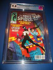 Amazing Spider-man Renew Your Vows #13 3D 252 Homage Variant CGC 9.8 NM/M Gem!