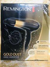 Remington D5208 Gold Dust DC Hair Dryer