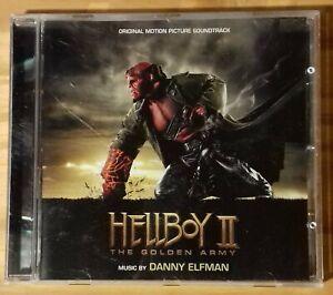 Danny Elfman: Hellboy II Soundtrack VS CD