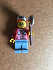 Lego Mini figure Series 5 Lumberjack