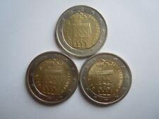 84718e8c68 LOTTO DI 3 MONETE DA 2 EURO SAN MARINO 2011 - 2012 - 2013 OTTIMA  CONSERVAZIONE
