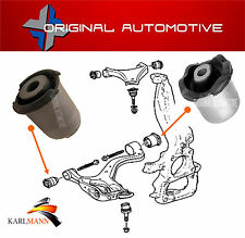 Convient à range rover sport mki ii 2005 > front lower suspension wishbone arm bush kit