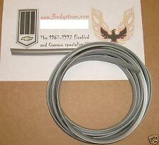 1970 - 1981 TRANS AM CAMARO - WHEEL SPOILER FLARE WELTING / TRIM / GASKET 5'