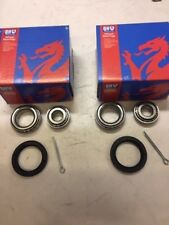 Rear Wheel Bearing Kit For Ford Escort MK3 MK4 inc XR3i,RS Turbo 1980-1990..Q.H